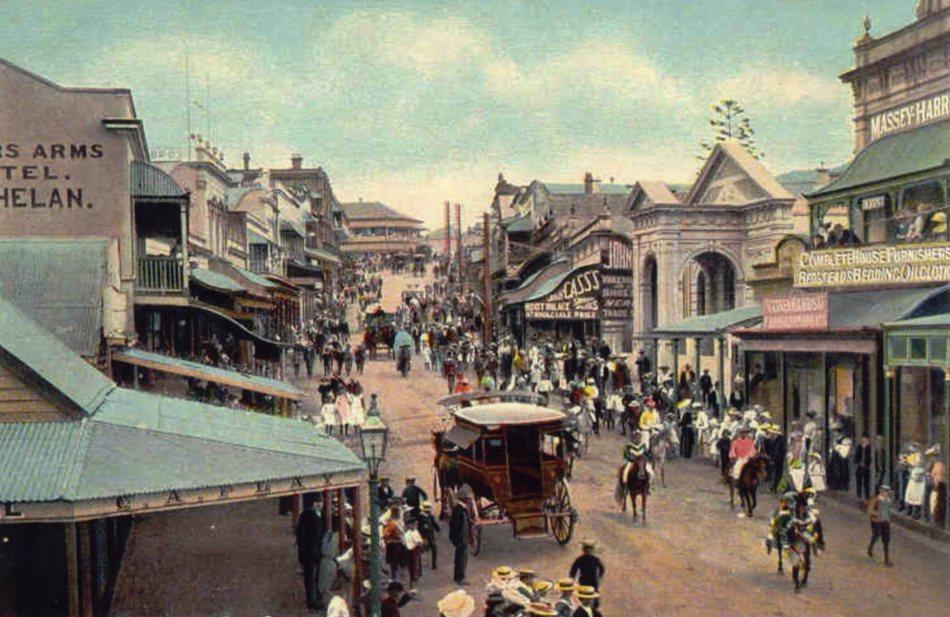 Mary Street 1880s001