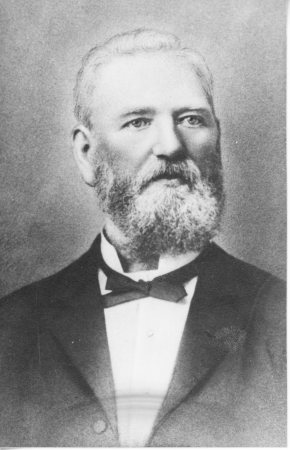 Matthew Mellor, First Chariman of Widgee Divisional Board and First Mayor of Gympie