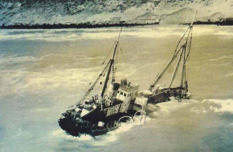 Natone Shipwreck, Rainbow Beach