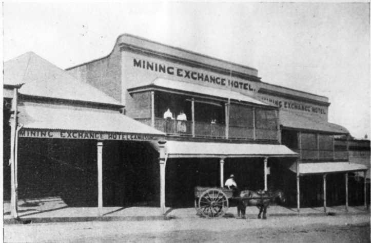 Mining Exchange Hotel