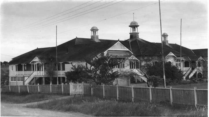 Gympie State High School 1950s