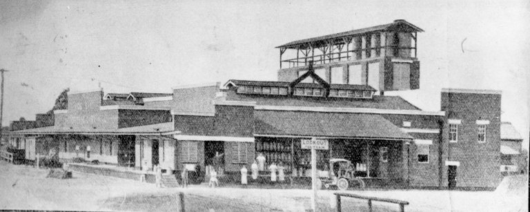 Wide Bay Co-operative Dairy Association, Butter Factory