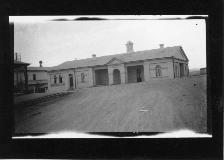 Gympie Lands Office Channon Street