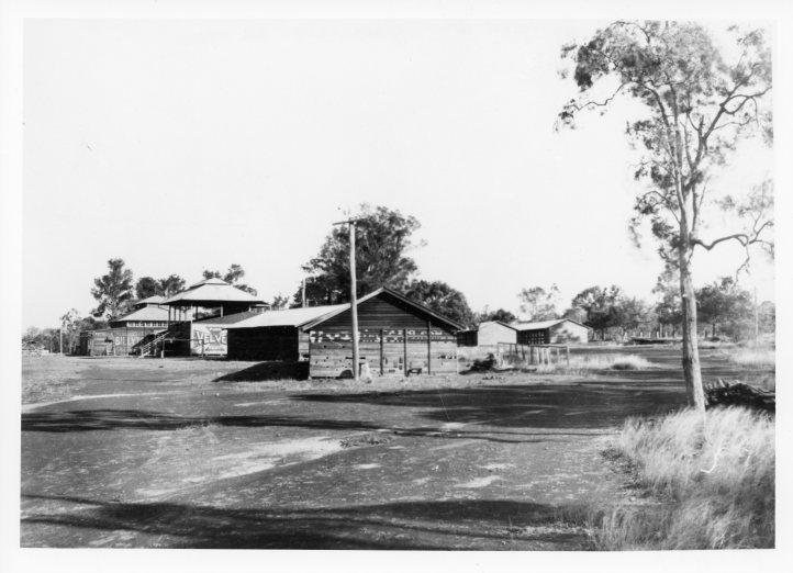 c1940 Gympie Showgrounds (Mrs A Kugatoff)
