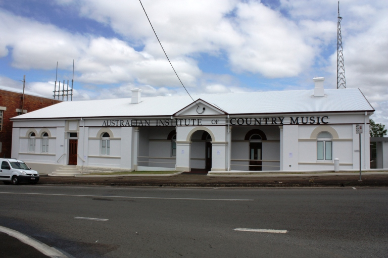 Old Gympie Land Office 2012