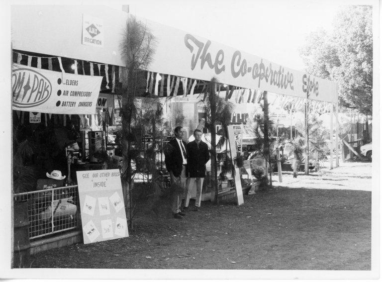 Farmer's Co-operative Trading Society, Gympie Show 1972