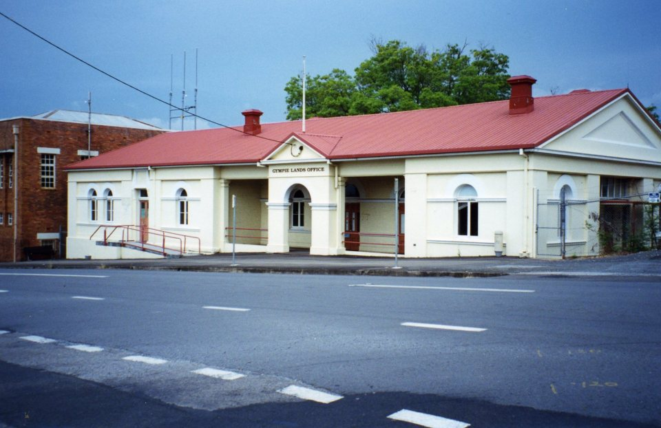 Gympie Land Office c2010