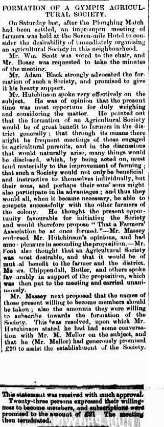 Gympie Times and Mary River Gazette, Wednesday 21 March 1877, page 3
