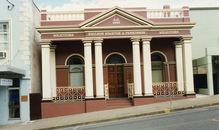 Australian Stock Exchange Bank Building Solicitors building KWC 1998
