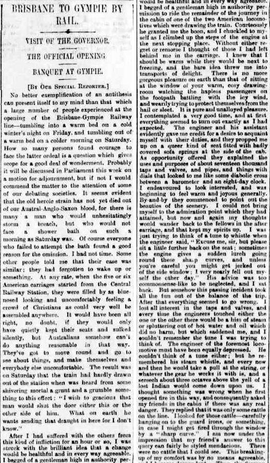 Brisbane Courier (Qld. 1864 - 1933), Monday 20 July 1891, page 5 nla.news-page000000535691-nl