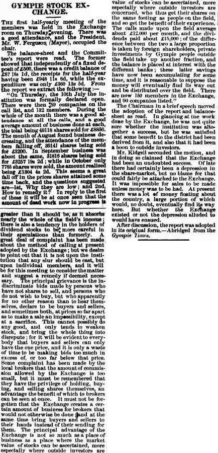 Maryborough Chronicle, Wide Bay and Burnett Advertiser (Qld. 1860 - 1947), Tuesday 25 November 1884, page 3