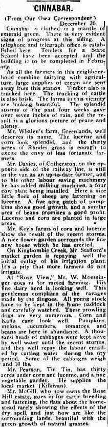 Maryborough Chronicle, Wide Bay and Burnett Advertiser (Qld. 1860 - 1947), Tuesday 28 December 1915, page 8