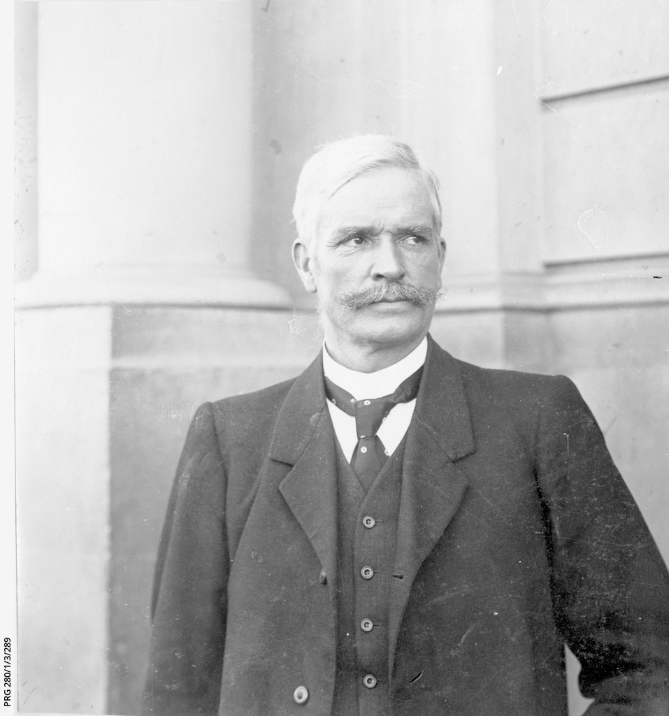 Andrew Fisher, Prime Minister