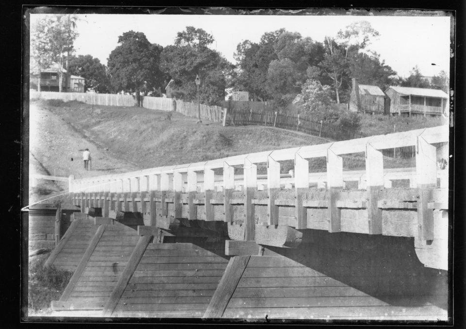 Channon Street Bridge pre 1892