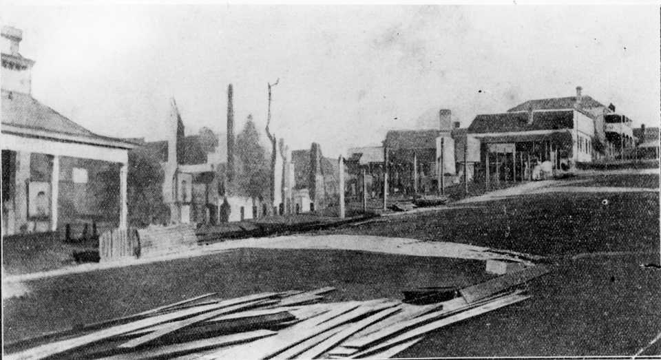 After the 1881 fire