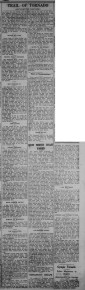 Trail of tornado Gympie Times, Saturday, September 23, 1932 p.7
