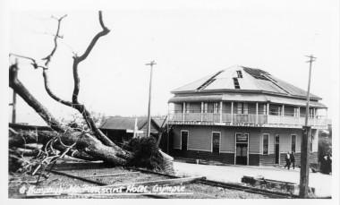 Mt Pleasant Hotel, tornado 1932