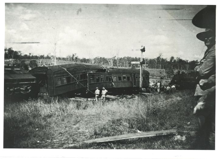 Tamaree Rail Disaster - Gympie 1941
