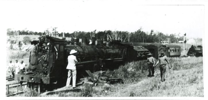 Tamaree Rail Disaster- Gympie 1941