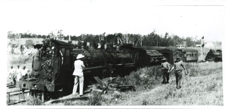 Tamaree Rail Disaster- Gympie 1941
