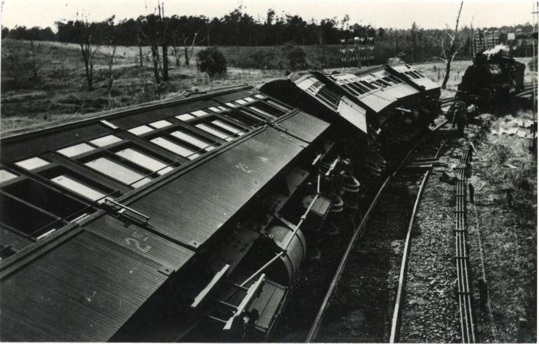 Tamaree Rail Disaster - Gympie 1941