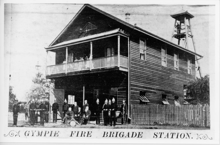 Old Fire Station, Gympie