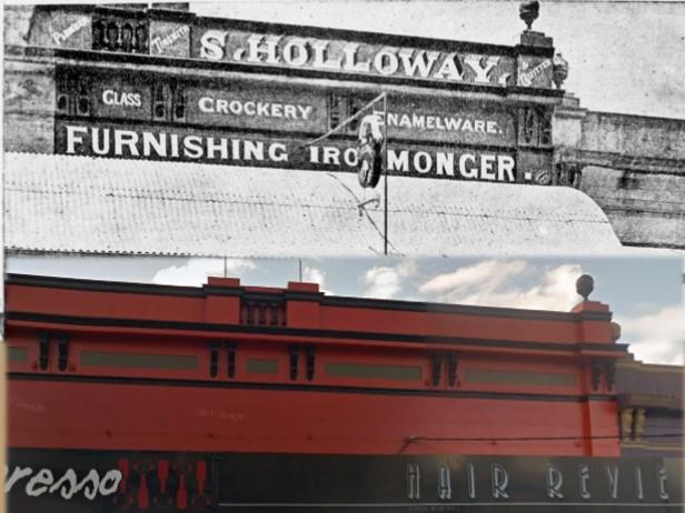 Holloway rooflines