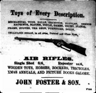 JOHN FOSTER AD